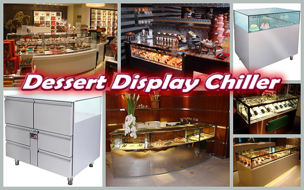 Dessert Display Chiller